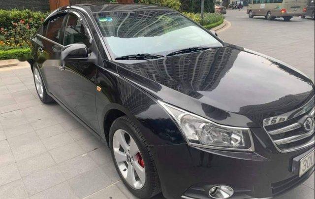 Cần bán gấp Daewoo Lacetti CDX  1.6 AT 2010, màu đen xe gia đình3