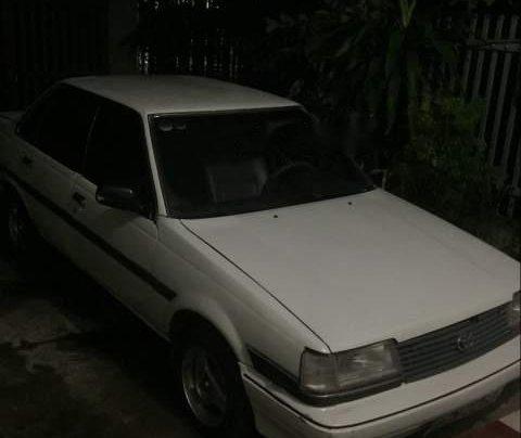 Bán xe Toyota Corona sản xuất 1987, màu trắng, nhập khẩu 0