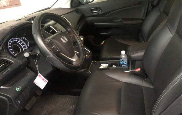 Chính chủ bán xe Honda CR V 2.4 AT sản xuất 2016, màu xám2