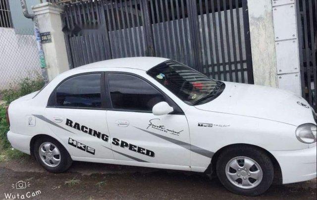 Bán xe Daewoo Lanos năm 2000, màu trắng, nhập khẩu nguyên chiếc, giá chỉ 65 triệu1