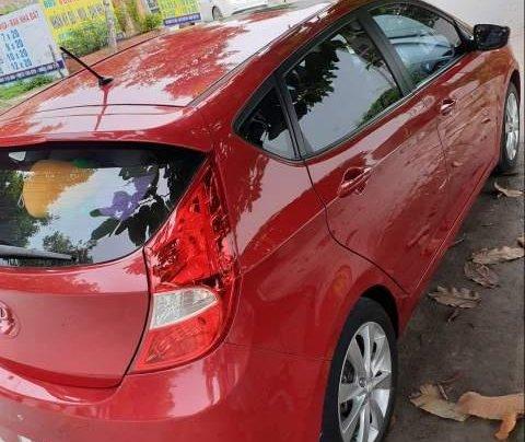 Chính chủ bán Hyundai Accent Blue sản xuất năm 2015, màu đỏ, nhập khẩu3