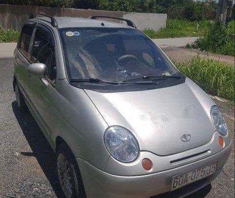 Chính chủ bán Daewoo Matiz đời 2007, màu bạc, nhập khẩu0