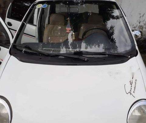 Bán xe Daewoo Matiz 2003, màu trắng2