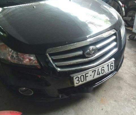 Chính chủ bán Daewoo Lacetti CDX 1.6 2010, màu đen, nhập khẩu2