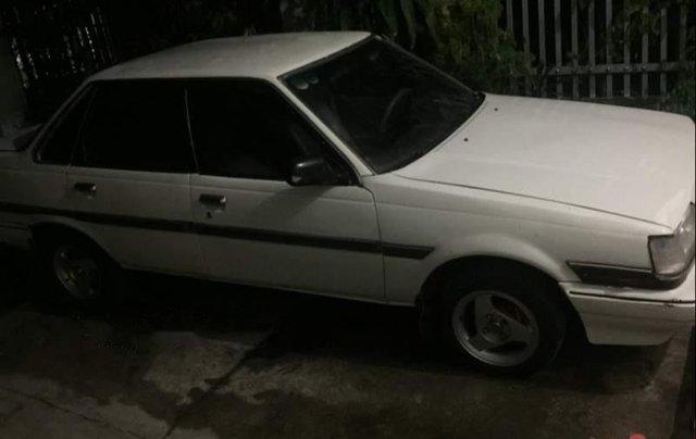 Bán xe Toyota Corona sản xuất 1987, màu trắng, nhập khẩu 1