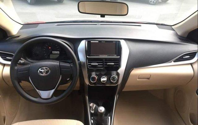 Bán Toyota Vios G 1.5CVT 2019, màu trắng, giá 571tr5
