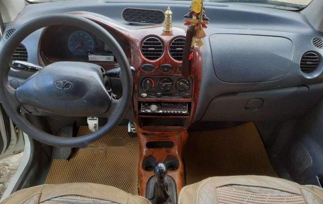 Bán xe Daewoo Matiz 2003, màu trắng5