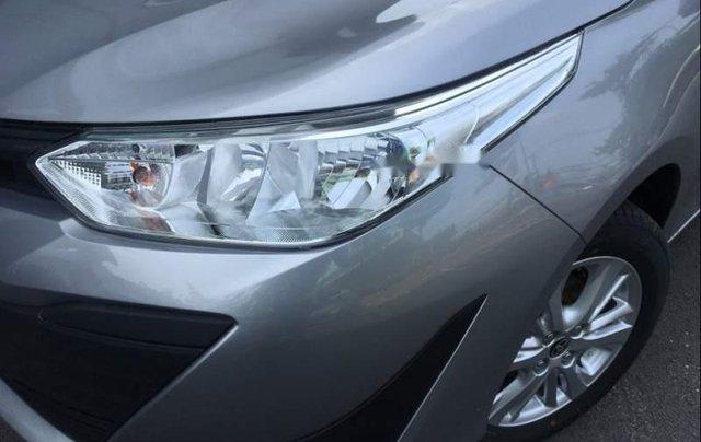 Bán ô tô Toyota Vios E sản xuất năm 2019, màu bạc2