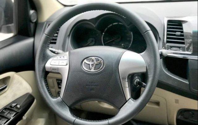 Bán Toyota Fortuner năm 2015, màu đen, giá chỉ 820 triệu1