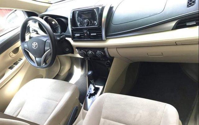 Cần bán xe Toyota Vios đời 2017, màu trắng2