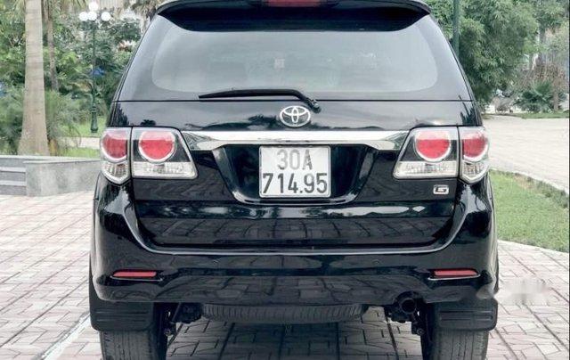 Bán Toyota Fortuner năm 2015, màu đen, giá chỉ 820 triệu4