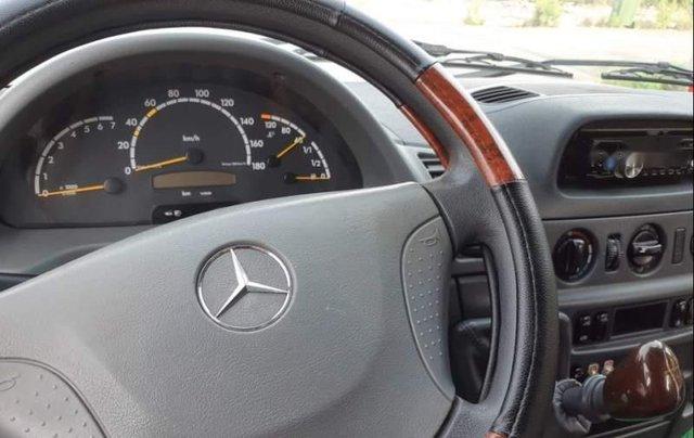Bán xe Mercedes Sprinter đời 2012, màu bạc, nhập khẩu nguyên chiếc4