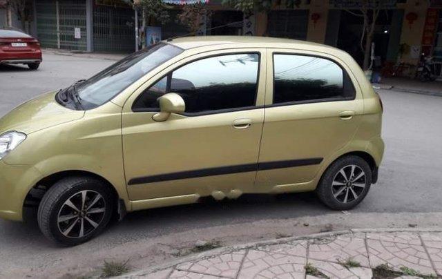 Bán Daewoo Matiz năm sản xuất 2011, màu chanh2