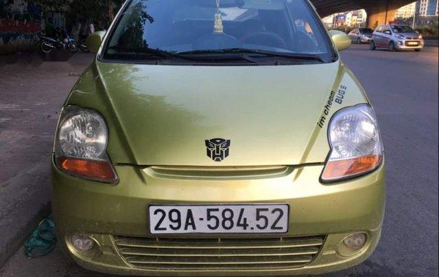 Bán xe Daewoo Matiz 2008, màu xanh lục, nhập khẩu0