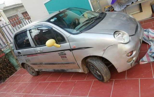 Cần bán xe Chery QQ3 2009, màu bạc, xe nhập4