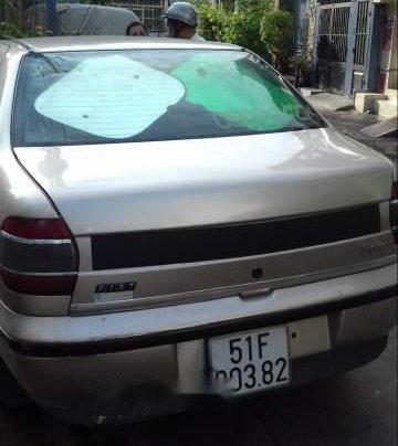 Bán xe Fiat Siena đời 2001, màu bạc, chính chủ 2