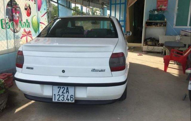 Bán Fiat Siena 2002, màu trắng còn mới1