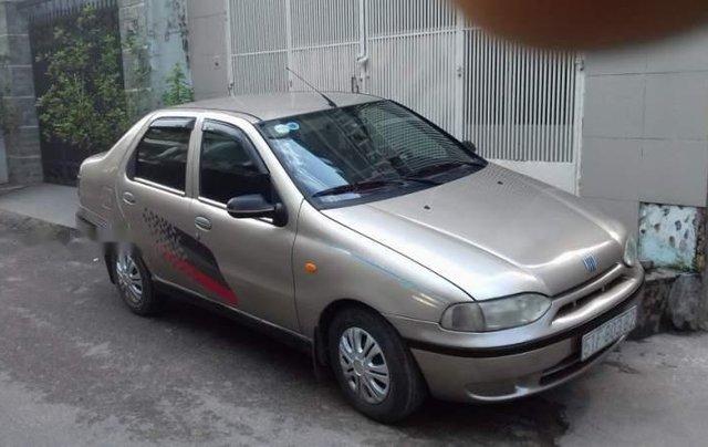 Bán xe Fiat Siena đời 2001, màu bạc, chính chủ 0