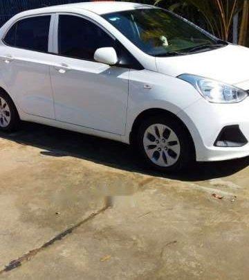 Bán xe Hyundai Grand i10 năm sản xuất 2016, màu trắng, xe nhập ít sử dụng3