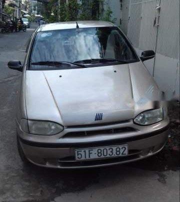 Bán xe Fiat Siena đời 2001, màu bạc, chính chủ 1