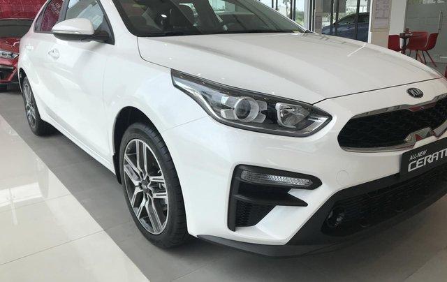 HCM- Kia Cerato phiên bản Deluxe all new 2019 - cam kết giá tốt, tặng PK đi kèm2