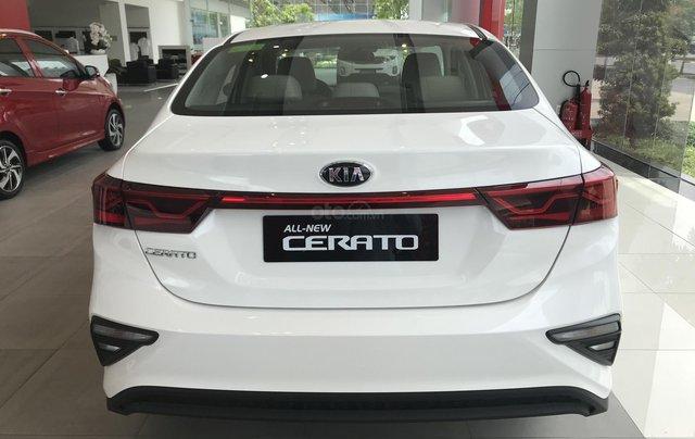 HCM- Kia Cerato phiên bản Deluxe all new 2019 - cam kết giá tốt, tặng PK đi kèm3
