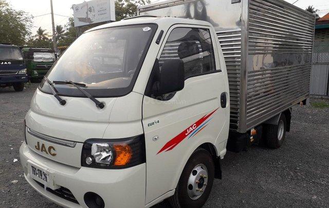 Jac 990kg thung kín, giá đại lý cấp 10