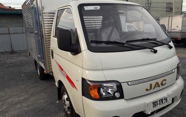 Jac 990kg thung kín, giá đại lý cấp 11