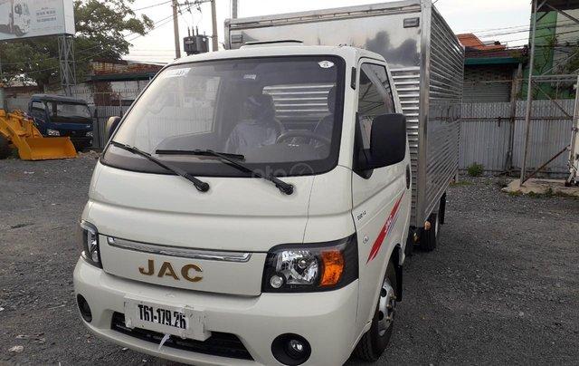 Jac 990kg thung kín, giá đại lý cấp 12