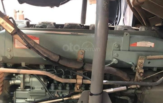 Bán Howo xe ben 4 chân sản xuất năm 2015, biển số siêu vip6