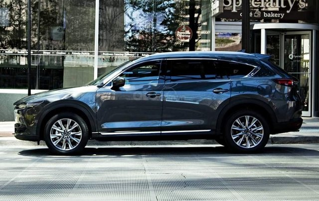 Bán Mazda CX-8 đời 2019 tổng kho Thaco