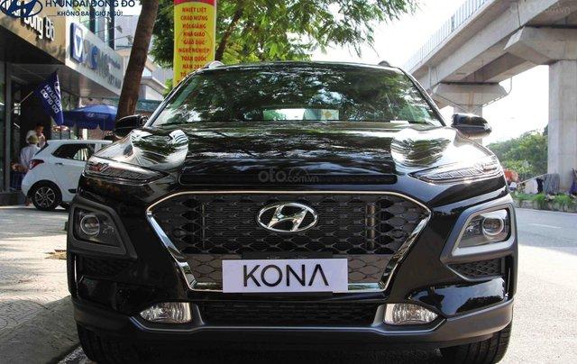 Bán Hyundai Kona 1.6 Turbo 2019. Tặng phủ Ceramic + gầm + bảo dưỡng 5000km0