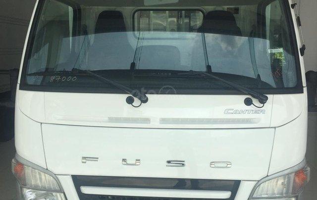 Xe tải Fuso Canter 4.99 tải trọng 2.1 tấn0
