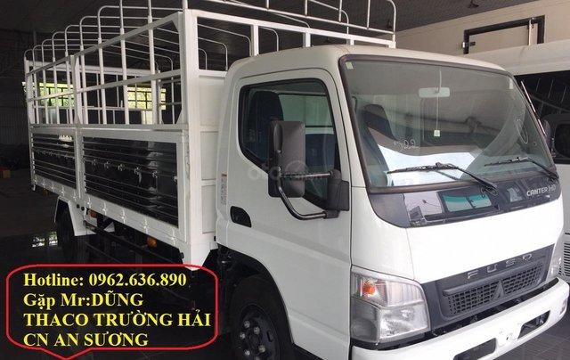 Xe tải Fuso Canter 4.99 tải trọng 2.1 tấn1