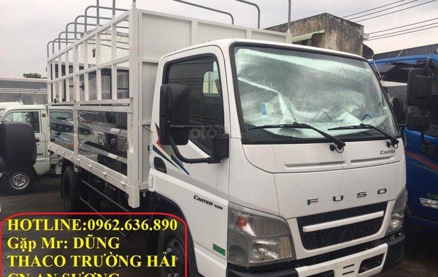 Xe tải Fuso Canter 4.99 tải trọng 2.1 tấn2