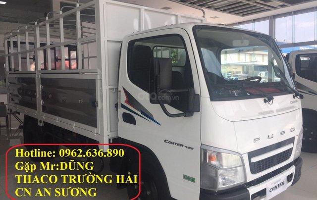 Xe tải Fuso Canter 4.99 tải trọng 2.1 tấn3