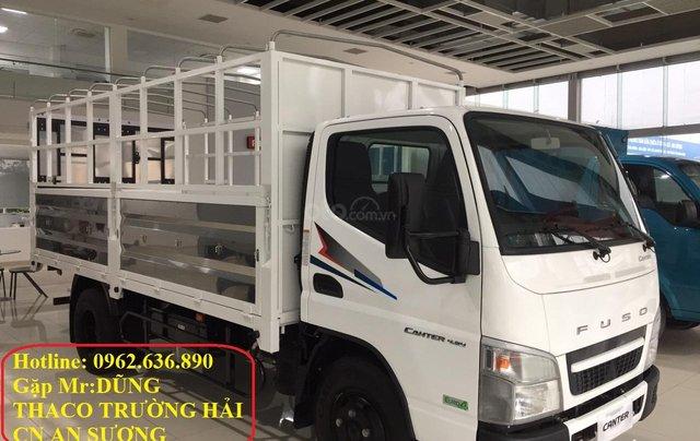 Xe tải Fuso Canter 4.99 tải trọng 2.1 tấn4