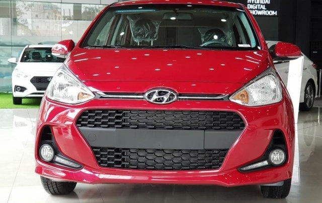 Hyundai Cầu Diễn - Bán Hyundai Grand I10 AT 1.2, đủ các màu, tặng 10 triệu - nhiều ưu đãi - LH: 09648989320
