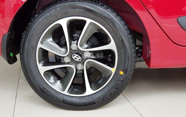 Hyundai Cầu Diễn - Bán Hyundai Grand I10 AT 1.2, đủ các màu, tặng 10 triệu - nhiều ưu đãi - LH: 09648989325