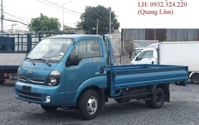 Trả trước 100 triệu đã mua được chiếc Kia K250 tải 2.49 tấn, máy Hyundai đời 2019, thùng dài 3.5 mét, xe tại Thuận An1