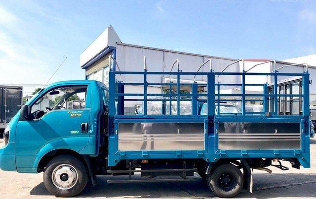 Trả trước 100 triệu đã mua được chiếc Kia K250 tải 2.49 tấn, máy Hyundai đời 2019, thùng dài 3.5 mét, xe tại Thuận An2