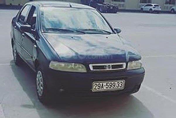 Bán Fiat Albea sản xuất 2004, màu đen, xe máy ngon0