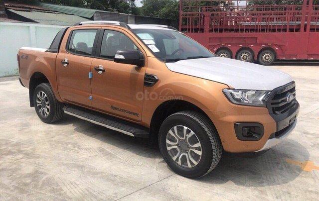 Ford Phạm Văn Đồng bán Ford Ranger Wildtrak 2.0 Bitubor 2019 đủ màu, bao giá toàn quốc, giao ngay - LH 09654235582