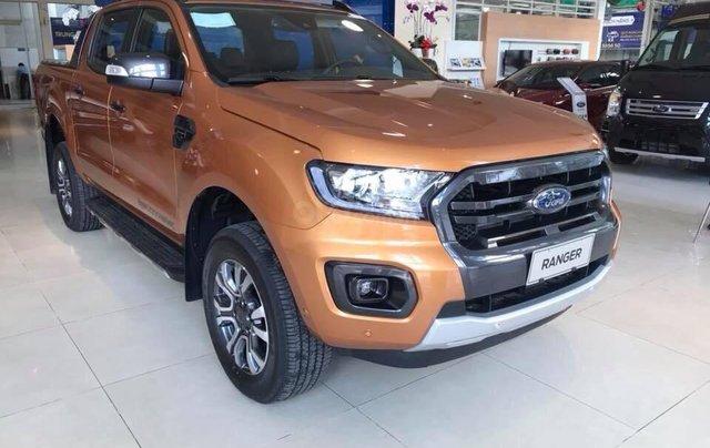 Ford Phạm Văn Đồng bán Ford Ranger Wildtrak 2.0 Bitubor 2019 đủ màu, bao giá toàn quốc, giao ngay - LH 09654235588
