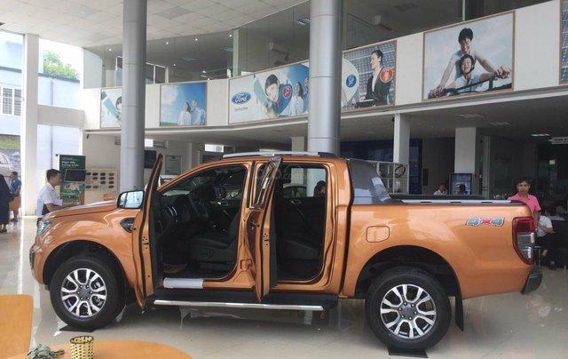 Ford Phạm Văn Đồng bán Ford Ranger Wildtrak 2.0 Bitubor 2019 đủ màu, bao giá toàn quốc, giao ngay - LH 096542355812
