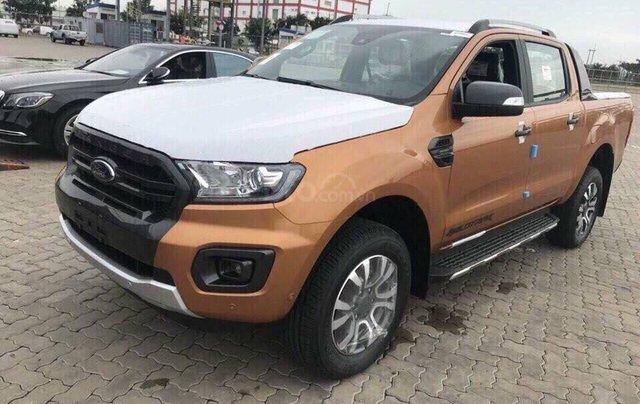 Ford Phạm Văn Đồng bán Ford Ranger Wildtrak 2.0 Bitubor 2019 đủ màu, bao giá toàn quốc, giao ngay - LH 096542355816