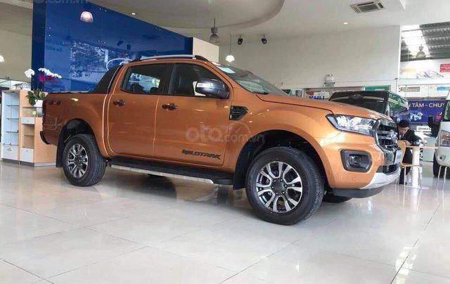 Ford Phạm Văn Đồng bán Ford Ranger Wildtrak 2.0 Bitubor 2019 đủ màu, bao giá toàn quốc, giao ngay - LH 096542355817