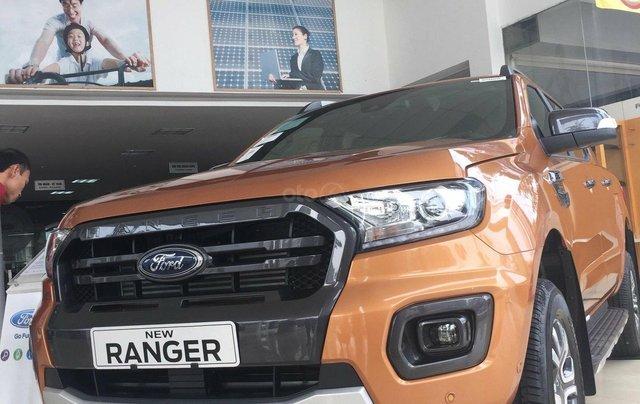 Ford Phạm Văn Đồng bán Ford Ranger Wildtrak 2.0 Bitubor 2019 đủ màu, bao giá toàn quốc, giao ngay - LH 096542355823