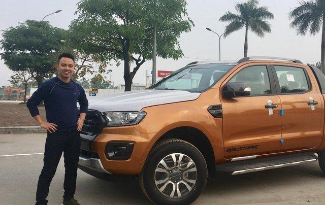 Ford Phạm Văn Đồng bán Ford Ranger Wildtrak 2.0 Bitubor 2019 đủ màu, bao giá toàn quốc, giao ngay - LH 09654235580