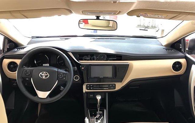 Cần bán Toyota Corolla altis 1.8G AT sản xuất 2019, màu đen4